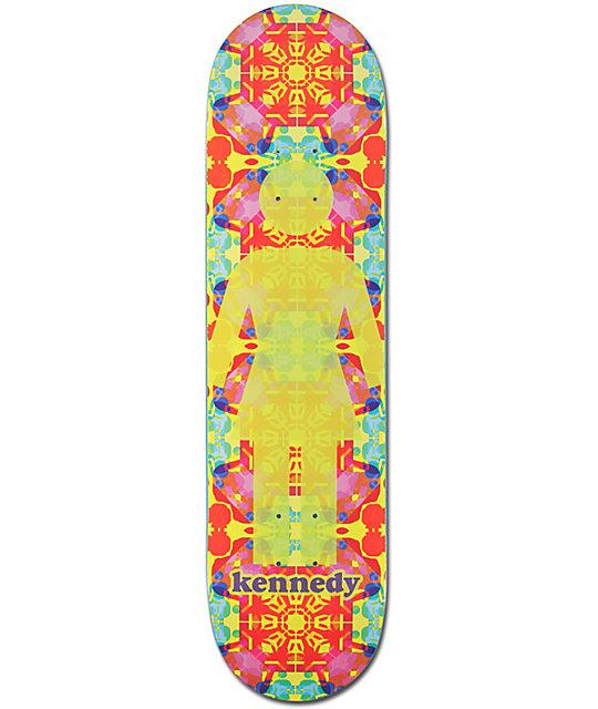 "Girl Cory Kennedy Kaleidoskate 8.0""  Skateboard Deck"