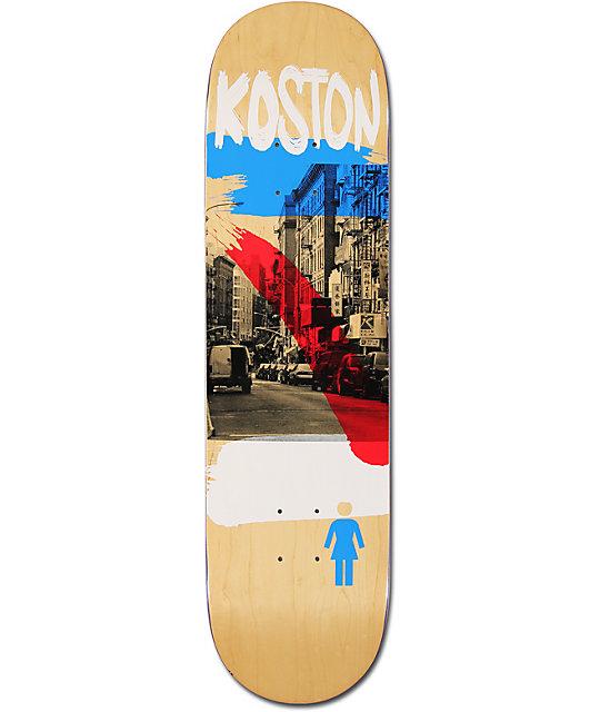 """Girl Eric Koston Darkroom 8.25""""  Skateboard Deck"""