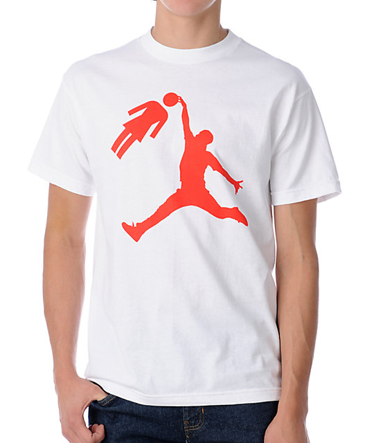 Girl Frost Jam White T-Shirt