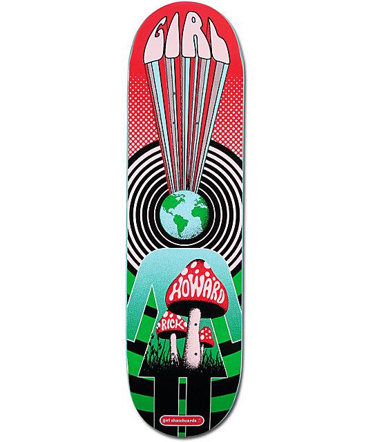 """Girl Howard Fillmore 8.37""""  Skateboard Deck"""