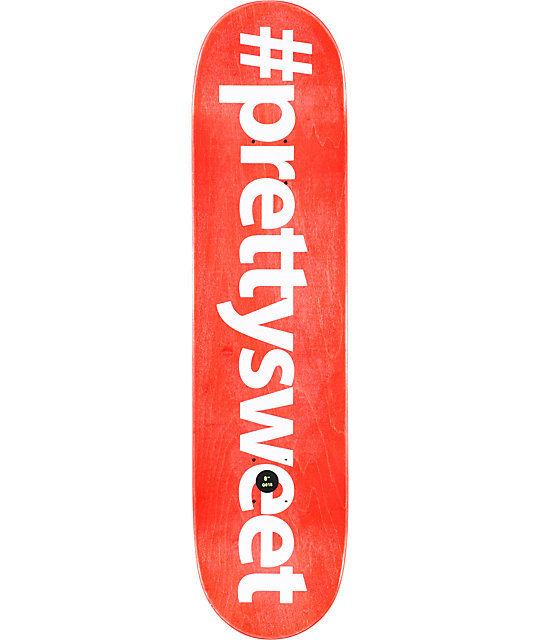 "Girl Kennedy CFK 8.0""  Skateboard Deck"