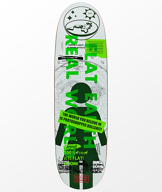 "Girl Kennedy Conspiracy OG 8.25"" Skateboard Deck"