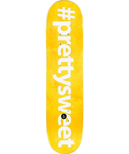 "Girl Kennedy Half And Half 8.0""  Skateboard Deck"
