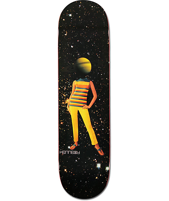 "Girl Kennedy Space Girl 8.0""  Skateboard Deck"