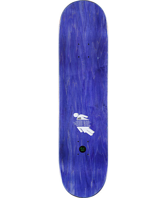 "Girl Koston Art Dump 8.25""  Skateboard Deck"