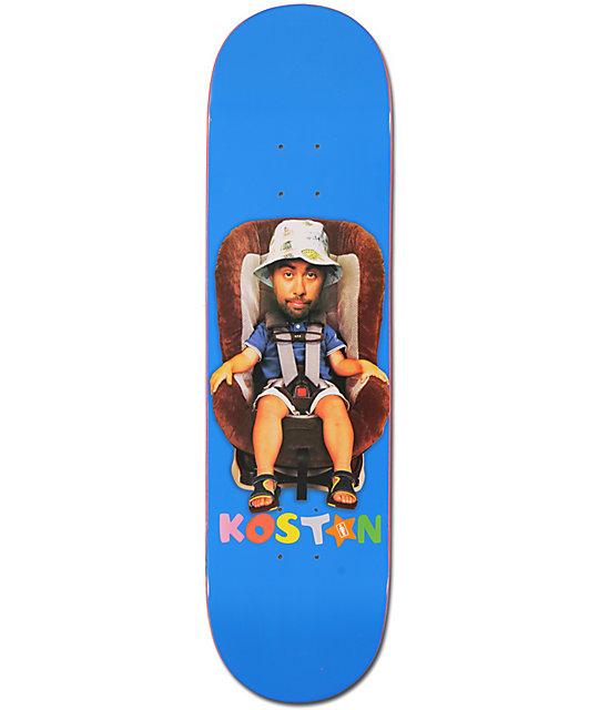"Girl Koston Big Baby 8.25""  Skateboard Deck"