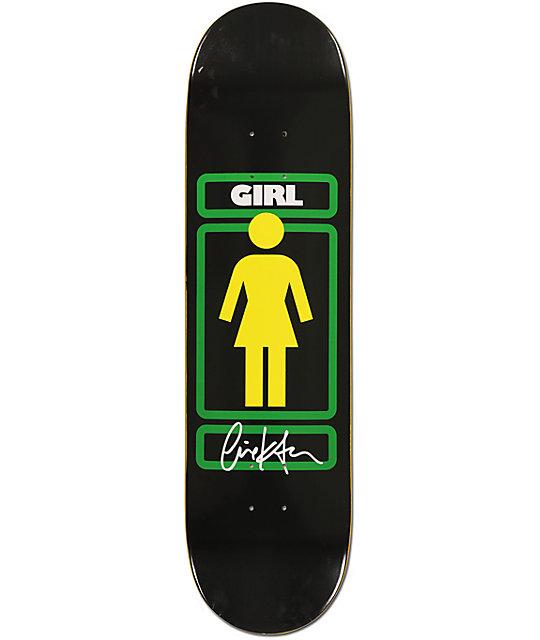 Girl Koston Sign Here 8.25