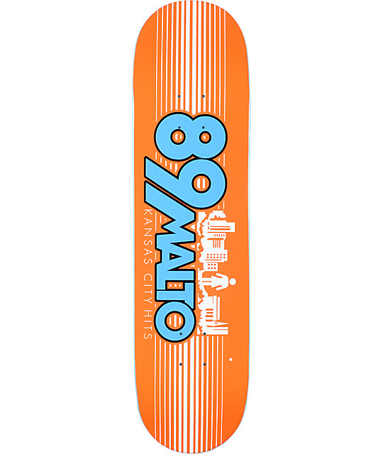 "Girl Malto FM 8.12""  Skateboard Deck"
