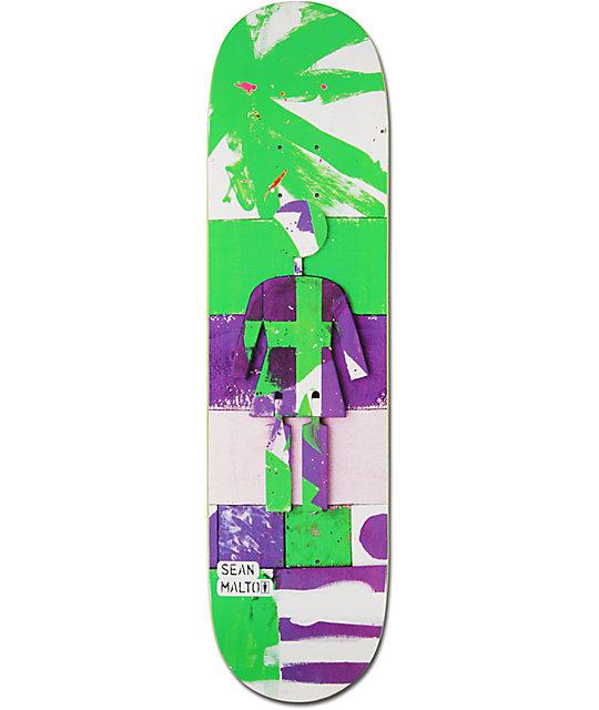 "Girl Malto Owens World 8.125""  Skateboard Deck"