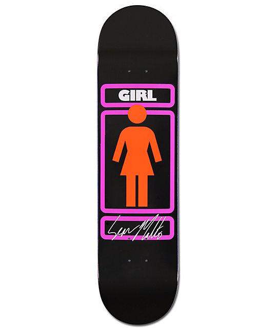 "Girl Malto Sign Here 7.75""  Skateboard Deck"