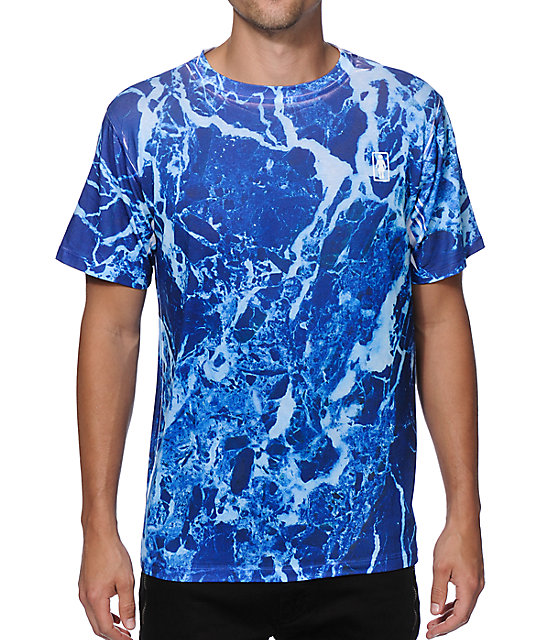 Girl Marbleized T-Shirt
