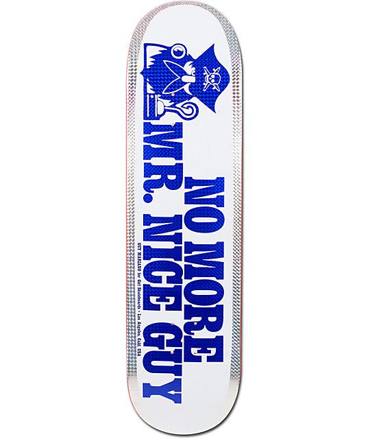 "Girl Mariano Bumper Sticker 8.125""  Skateboard Deck"