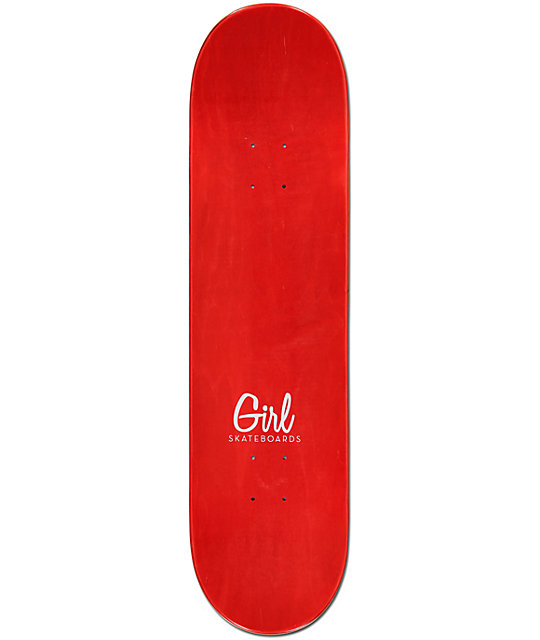 "Girl Mariano Sign Here 8.125""  Skateboard Deck"