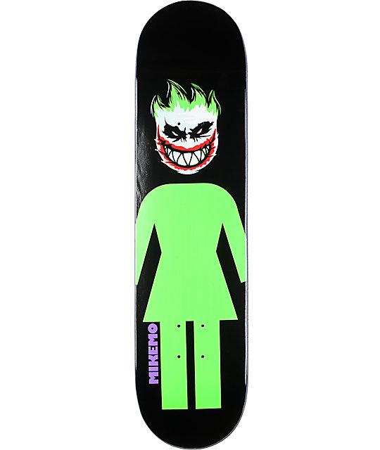 Girl Mike Mo Capaldi Joker 7.75