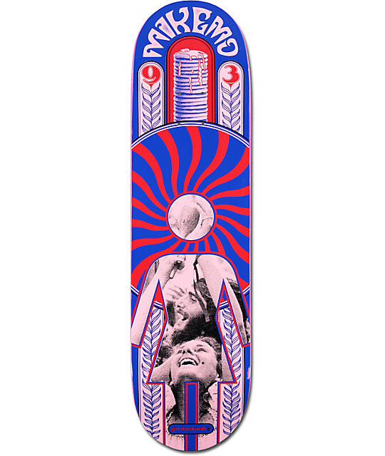 "Girl Mike Mo Fillmore 8.25""  Skateboard Deck"