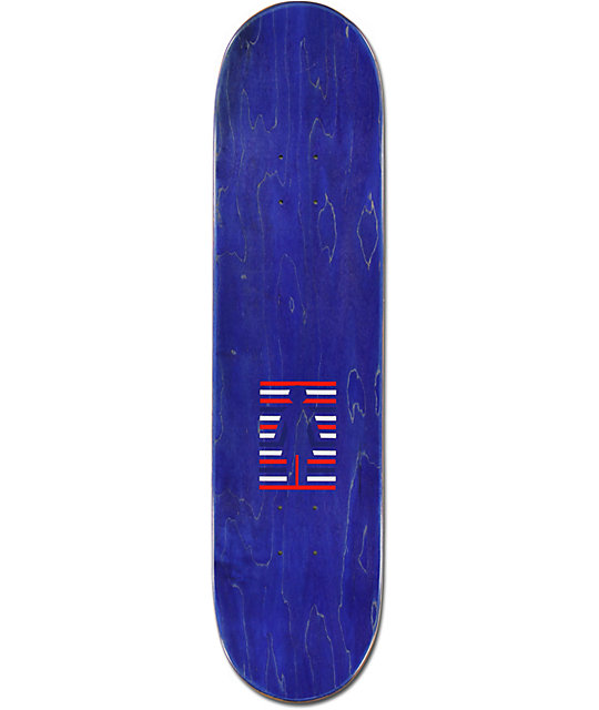 "Girl Mike Mo Geo 8.0""  Skateboard Deck"