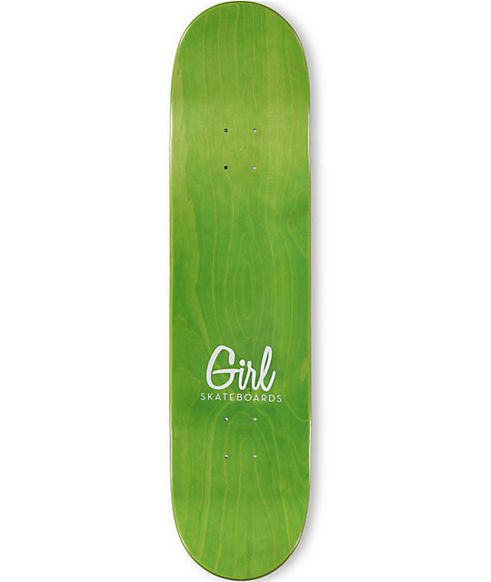 "Girl Mike Mo Loading 8.0""  Skateboard Deck"