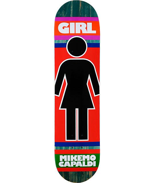 "Girl Mike Mo Megajamz 7.81""  Skateboard Deck"