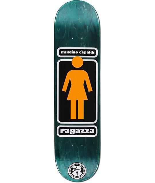 Girl Mike Mo Ragazza 8.0