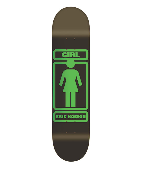 "Girl OG Neon Koston 8""  Skateboard Deck"
