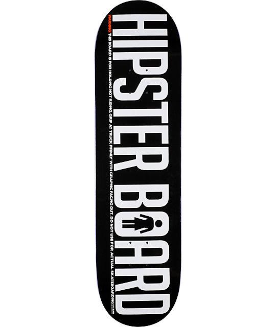 """Girl Olson Hipster 8.37""""  Skateboard Deck"""
