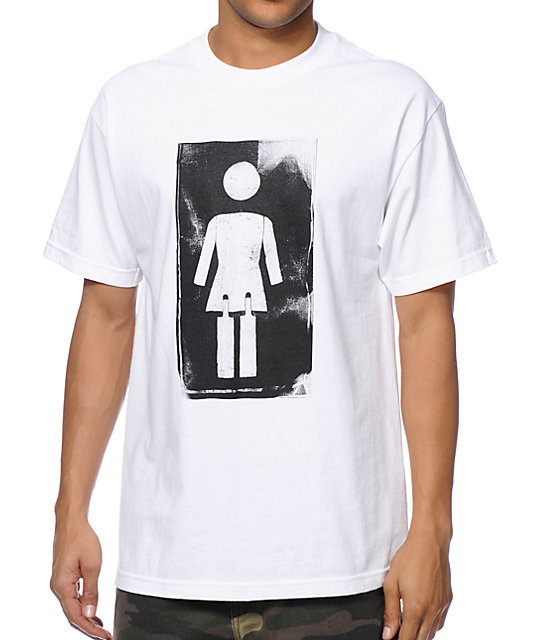Girl Processed T-Shirt