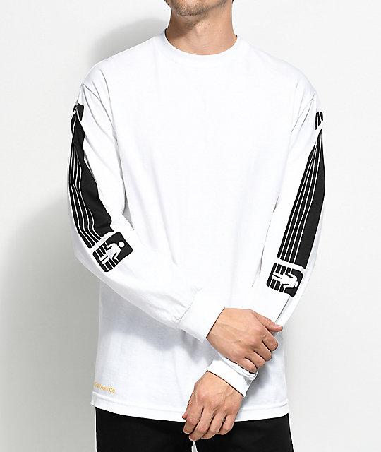 Girl X Kodak Heritage White Long Sleeve T-Shirt