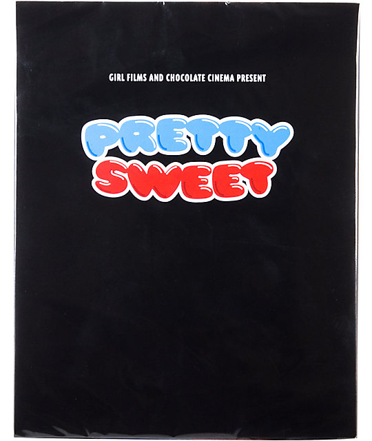 Girl x Chocolate Pretty Sweet Special Edition DVD