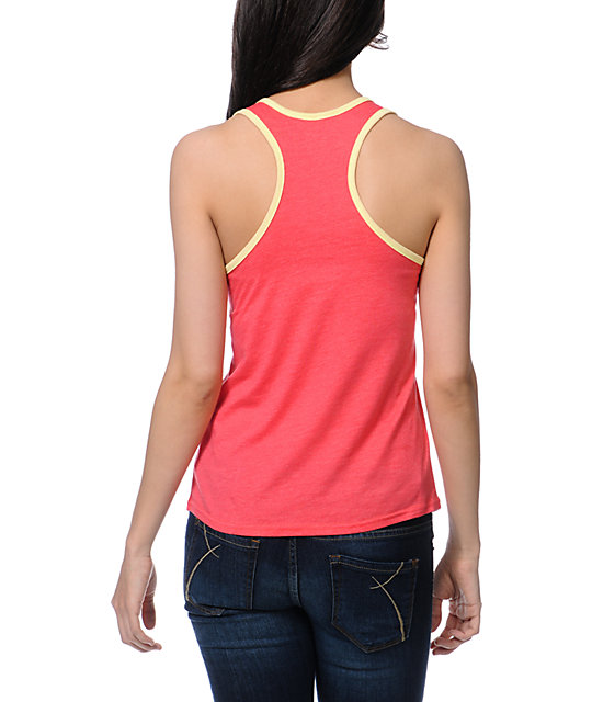 Glamour Kills 4 EVR coral Tank Top