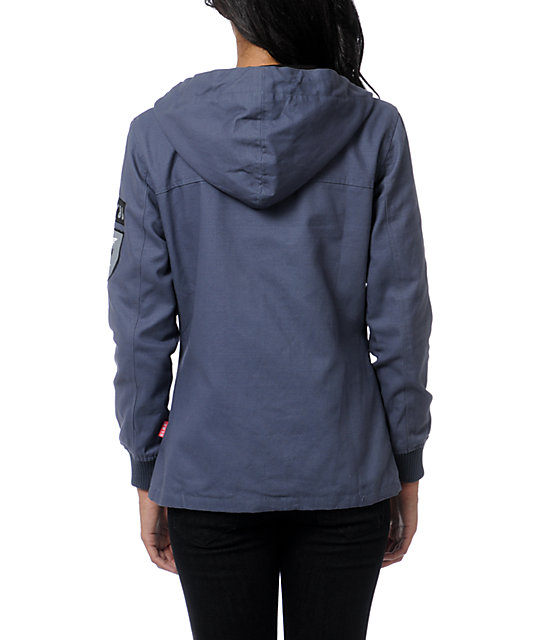 Glamour Kills Destroyer Grey Jacket