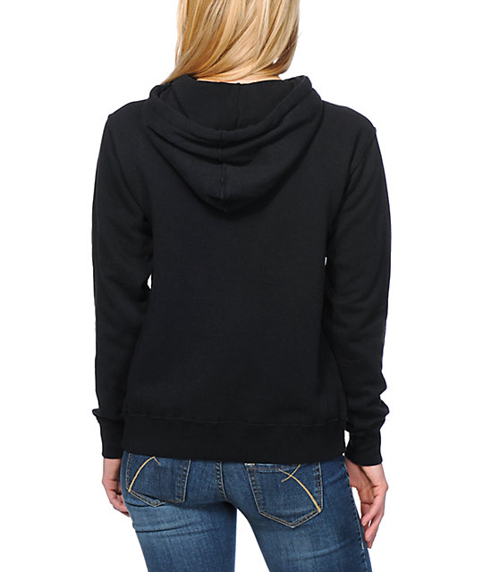 Glamour Kills Feel Good Lost Black Pullover Hoodie