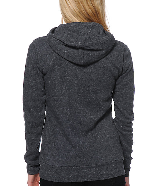 Glamour Kills Forever Dreamer Charcoal Grey Pullover Hoodie