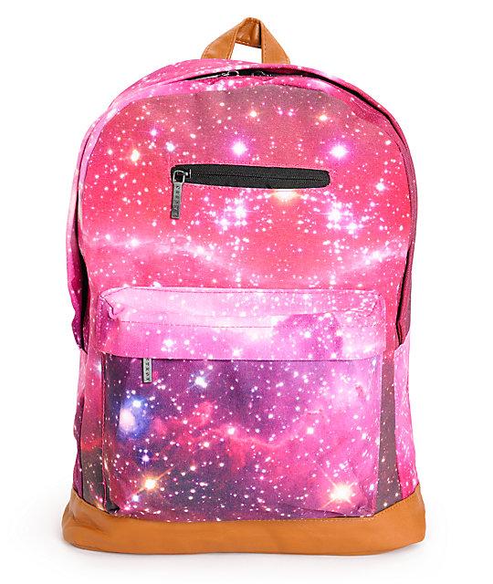 Glamour Kills Infinite Voyage Galaxy Backpack At Zumiez Pdp