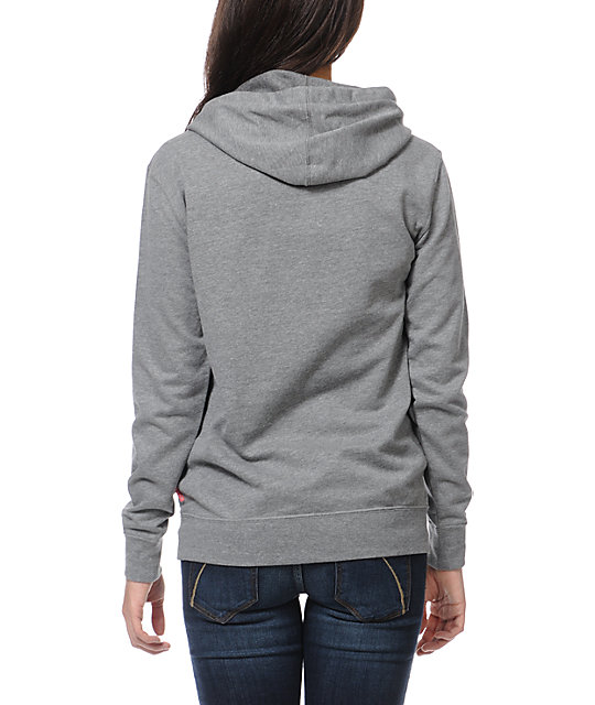 Glamour Kills Lost At Sea Heather Grey Pullover Hoodie