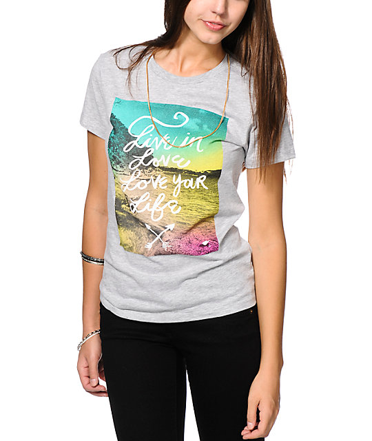 Glamour Kills Love Your Life T-Shirt