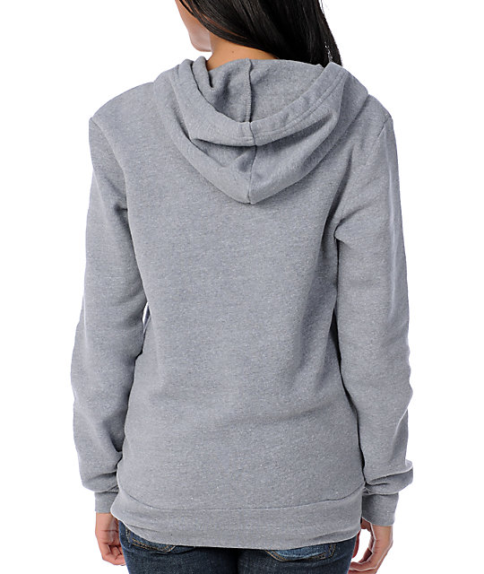 Glamour Kills Of A Feather Henley Hoodie