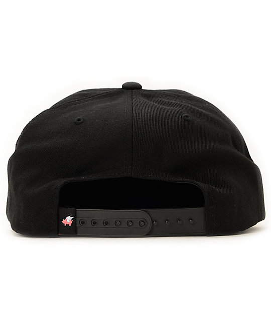 Glamour Kills Party Forever Snapback Hat