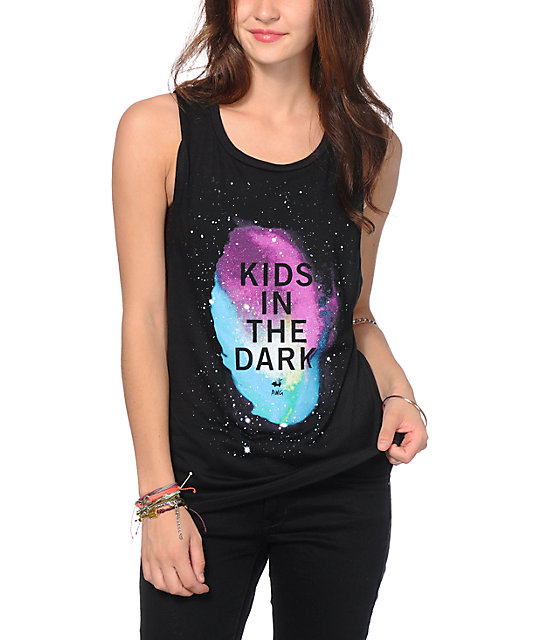 Glamour Kills x AWG Kids In the Dark Muscle Tank Top