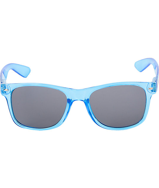 Glassy Nu Clear Blue Sunglasses