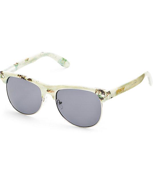 Glassy Shredder Beach Sunglasses