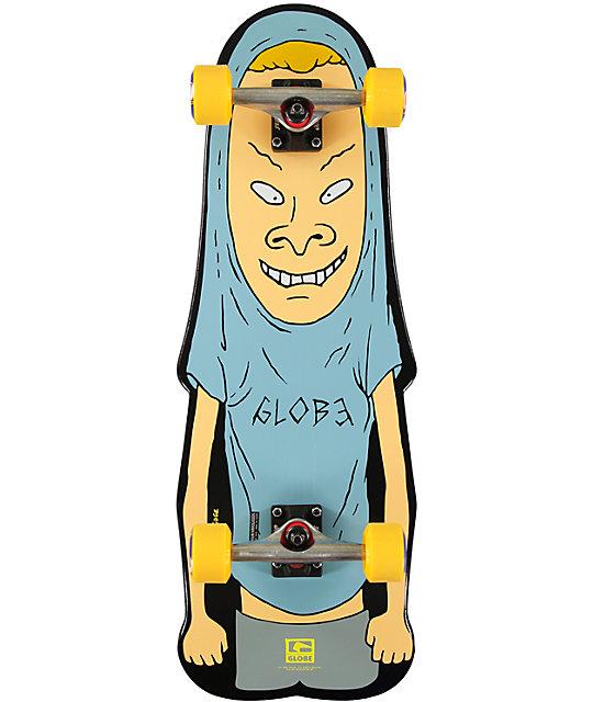 """Globe Beavis 30""""  Cruiser Complete Skateboard"""