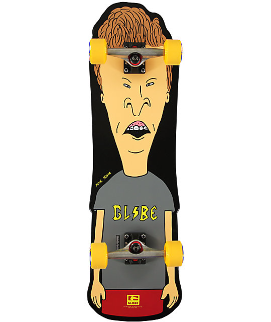 "Globe Butthead 32""  Cruiser Complete Skateboard"
