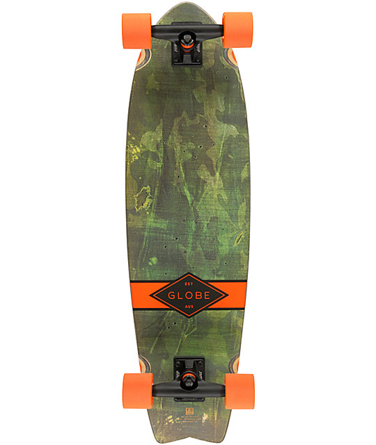 "Globe Camo Chromantic 30""  Cruiser Complete Skateboard"