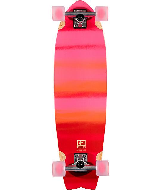 "Globe Chromantic 9.75""  Cruiser Skateboard"