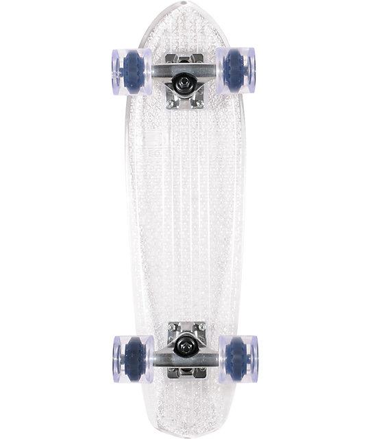 "Globe Clear Bantam 24""  Complete Cruiser Skateboard"