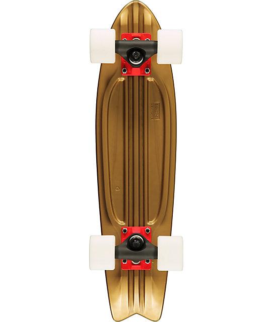 "Globe Gold Bantam 24""  Complete Cruiser Skateboard"