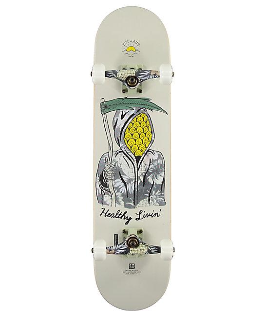 "Globe Reaper 7.75"" Skateboard Complete"