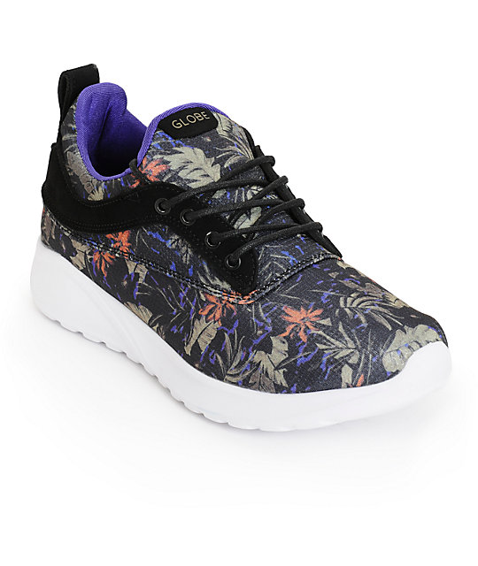 Globe Roam Lyte Leaves Shoes
