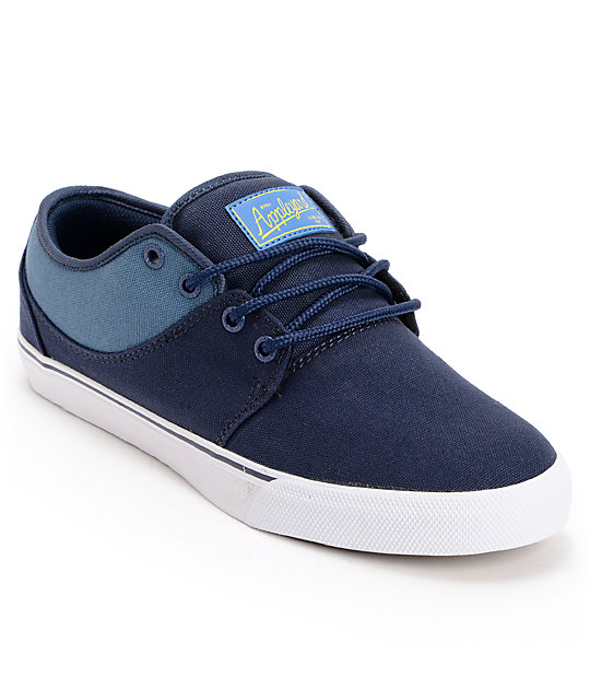 Globe Shoes Mahalo Mark Appleyard Skate Shoes