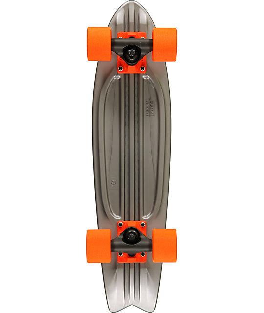 "Globe Silver Bantam 24""  Complete Cruiser Skateboard"